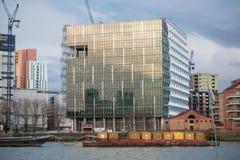 De Ambassade van de Verenigde Staten van Amerika in Londen stock foto's
