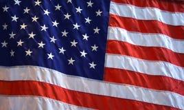 De Amerikaanse Achtergrond van de Vlag Royalty-vrije Stock Fotografie