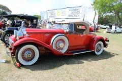 de Amerikaanse auto van de jaren '30luxe Royalty-vrije Stock Foto's
