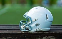 De Amerikaanse Helm van de Voetbal Royalty-vrije Stock Foto