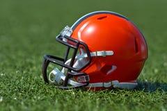 De Amerikaanse Helm van de Voetbal Royalty-vrije Stock Afbeelding