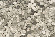 De Amerikaanse Kwart gallons van Verenigde Staten Royalty-vrije Stock Afbeeldingen