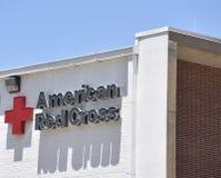 De Amerikaanse Rood Kruis Biomedische Diensten stock afbeeldingen
