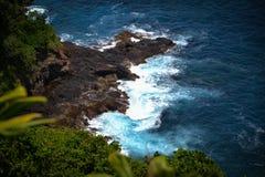 De Amerikaanse Samoa foto's van Pagopago Royalty-vrije Stock Fotografie