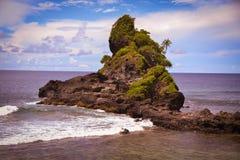 De Amerikaanse Samoa foto's van Pagopago Stock Afbeelding