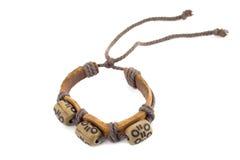 De amulet van de armband stock afbeeldingen