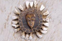 De amulet van het voodoo Royalty-vrije Stock Foto's