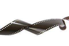 De analoge geïsoleerde camera van het filmbroodje royalty-vrije stock foto