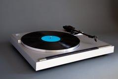 De analoge Stereo VinylPlatenspeler van de Draaischijf stock fotografie