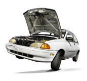 De analyse van de auto Royalty-vrije Stock Fotografie