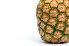 De ananas van de huid Royalty-vrije Stock Foto's