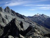 De Andes Stock Afbeeldingen