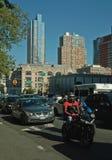 De andTillary Straten New York van de Vlaamse gaai van Brooklyn Royalty-vrije Stock Foto's