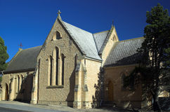 De Anglicaanse Kerk van Moonta Royalty-vrije Stock Afbeeldingen