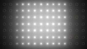 De animatie van de lichtenmuur royalty-vrije illustratie