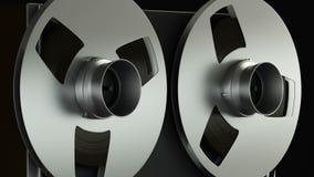 De animatie van de spoelband stock videobeelden