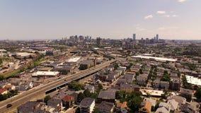De Antenne van Boston stock videobeelden