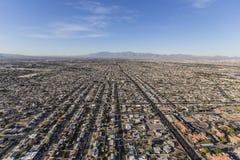 De Antenne van de de Valleinonchalante houding van Las Vegas Royalty-vrije Stock Foto's
