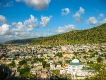 De antenne van Mauritius stock foto