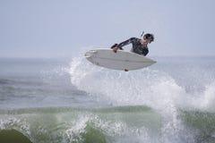 De antenne van Surfer Royalty-vrije Stock Afbeelding