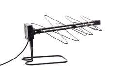 De Antenne van TV stock afbeelding
