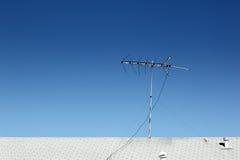 De antenne van TV Stock Afbeeldingen