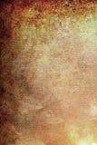 De antieke Achtergrond van het Document van het Perkament Grunge Stock Afbeelding