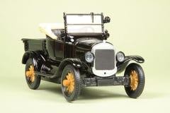 De Antieke Bestelwagen van het stuk speelgoed Royalty-vrije Stock Afbeelding