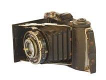 De antieke Camera van de Foto Stock Foto's