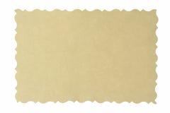 De antieke Grens van de Foto Royalty-vrije Stock Afbeelding