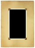 De antieke Grens van de Foto en zet op Royalty-vrije Stock Afbeeldingen