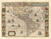 De Antieke Kaart van uitstekende kwaliteit stock illustratie