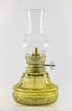 De antieke Lamp van de Olie Stock Afbeeldingen