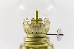 De antieke Lamp van de Olie Royalty-vrije Stock Fotografie