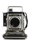 De antieke Oude Camera van de foto Stock Fotografie