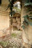 De Antigua Guatemala van San Jeronimo van de boog Stock Afbeelding