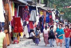 DE ANTIGUA VAN LATIJNS AMERIKA GUATEMALA stock foto's