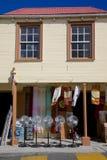 De Antillen, de Caraïben, Antigua, St Johns, Hardwarewinkel Royalty-vrije Stock Foto's