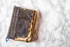 De antiquiteit doorstond Oud Boek royalty-vrije stock afbeeldingen