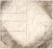 De antiquiteit rotte Document (n.v. cli Stock Afbeelding