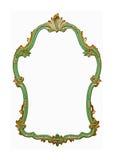 De antiquiteit van het frame royalty-vrije stock fotografie