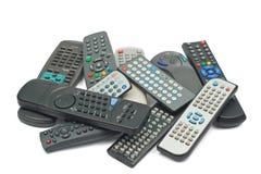 De apparaten van de afstandsbediening Royalty-vrije Stock Afbeeldingen