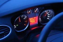De apparaten van het Comité van de meeslepende auto Stock Afbeelding