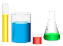 De apparaten van het glas Stock Fotografie