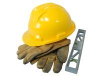 De apparatuur van de bouw Stock Fotografie