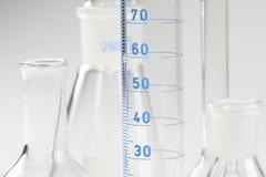 De apparatuur van de chemie Royalty-vrije Stock Fotografie