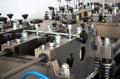 De apparatuur van de fabriek Royalty-vrije Stock Afbeeldingen