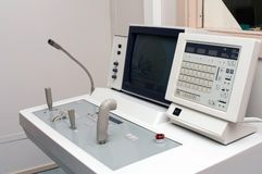 De apparatuur van de geneeskunde #3 Stock Foto