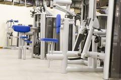 De apparatuur van de gymnastiek Royalty-vrije Stock Foto's