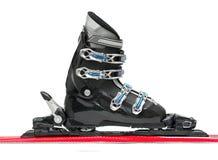 De apparatuur van de ski Stock Afbeeldingen